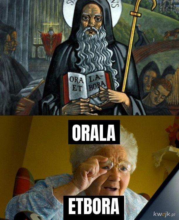 Kiedy ostatnio widziałeś mema po łacinie?