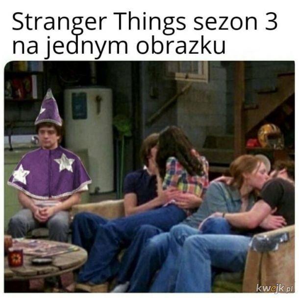 Stranger Things sezon 3
