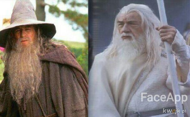 Tajemnica Gandalfa