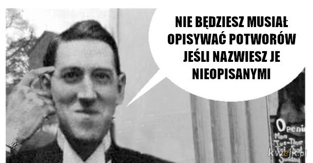 just lovecraft things