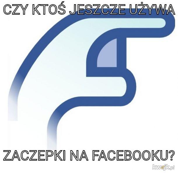 Zaczep na Facebooku