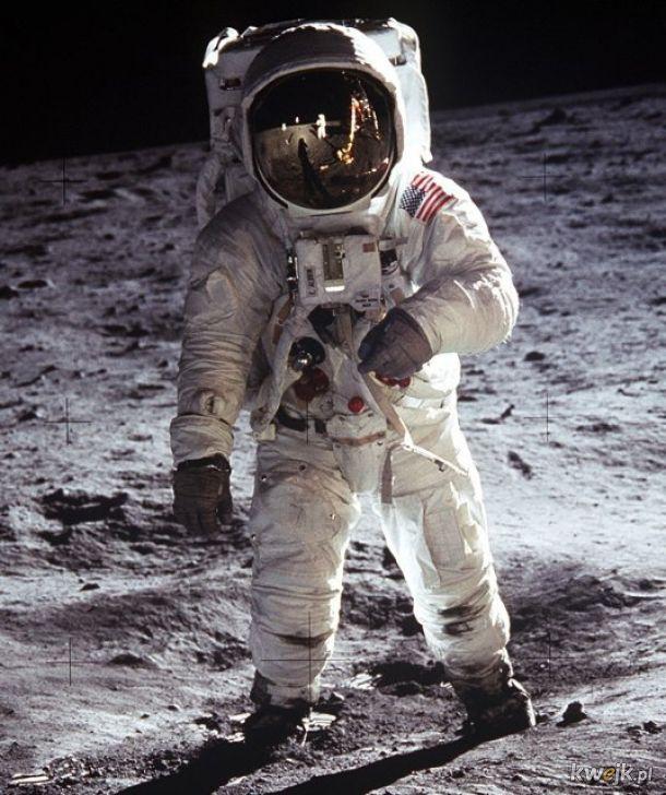 To już 50 lat od lądowania na księżycu!
