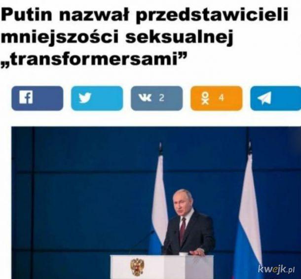 Brawo Putin