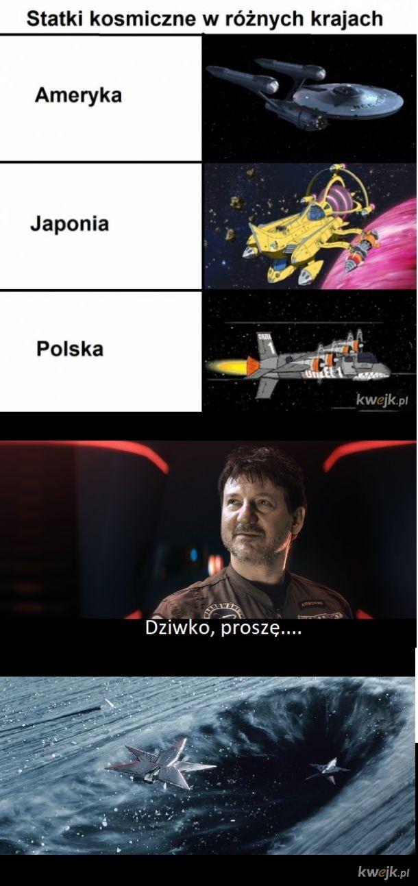 Statki kosmiczne 2