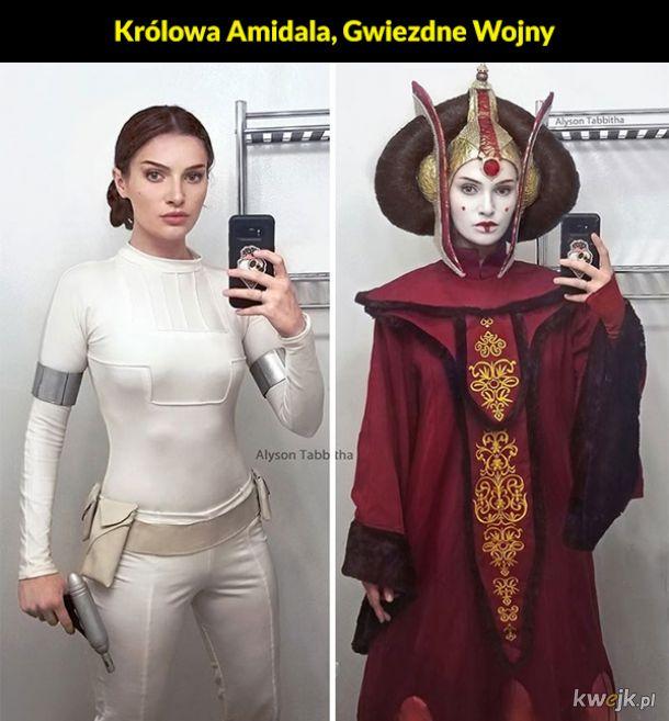 Królowa cosplayu, czyli Alyson Tabbitha