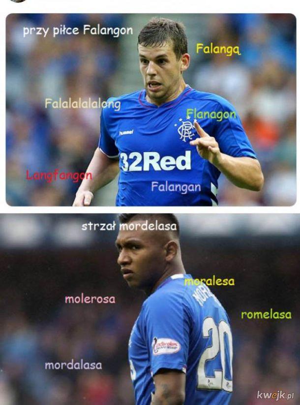 Legia zremisowała z Glasgow Rangers, obrazek 6