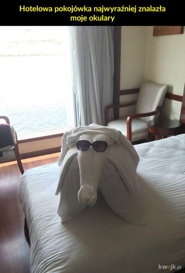 Hotelowe (miłe) niespodzianki, obrazek 10