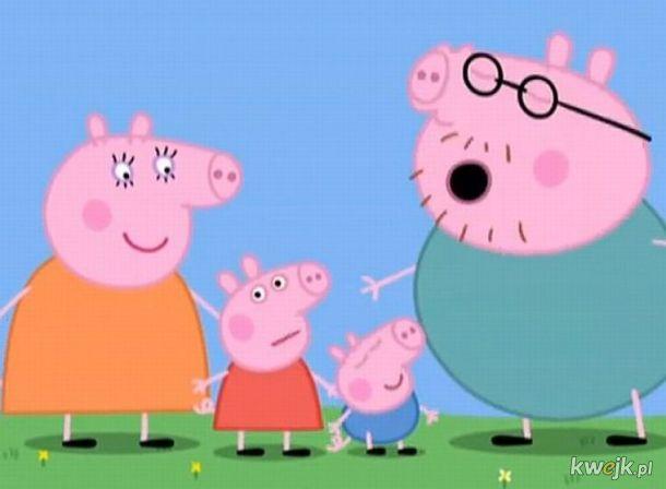 Moment w którym dociera do Ciebie że otoczenie w którym żyjesz to zwykłe świnie