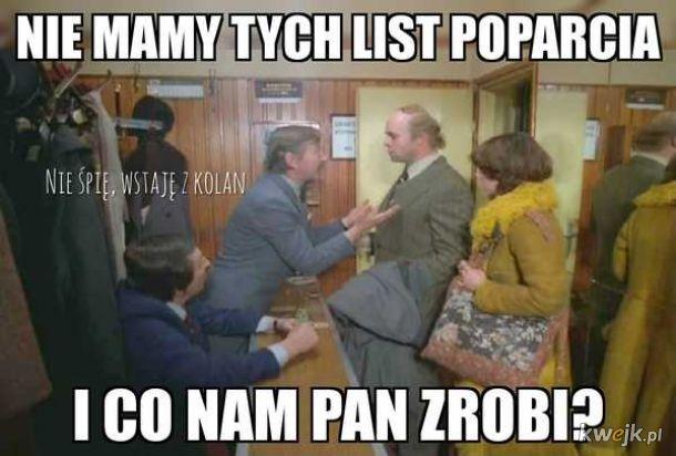 Najlepsze memy na temat afery Piebiaka
