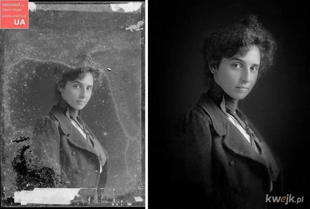 Mistrzowska renowacja starych i zniszczonych zdjęć