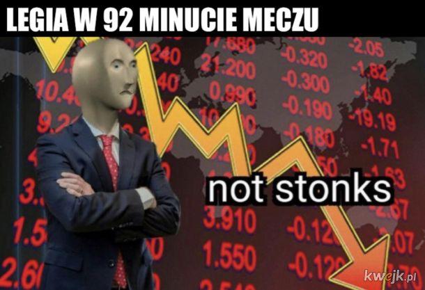 Stonks nie dla klubów z Polski