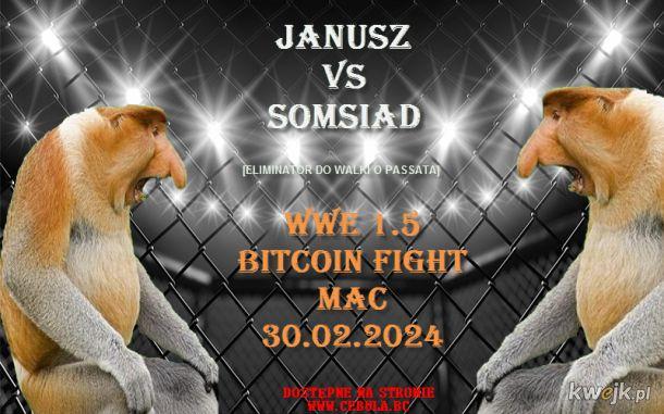 Walka Januszy Janusz vs Somsiad