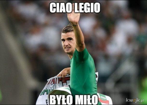Ciao Legio - Niby człowiek wiedział..., obrazek 9