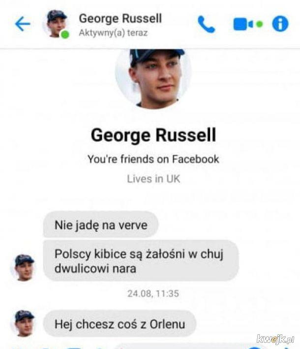 Ej, George..