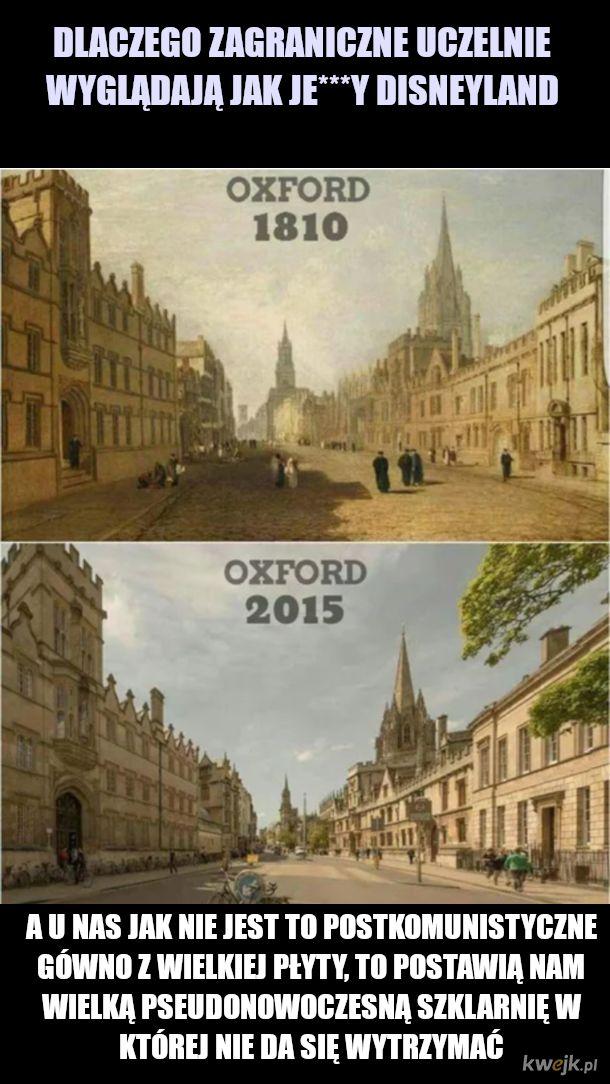 Architektura w Polsce taka już jest