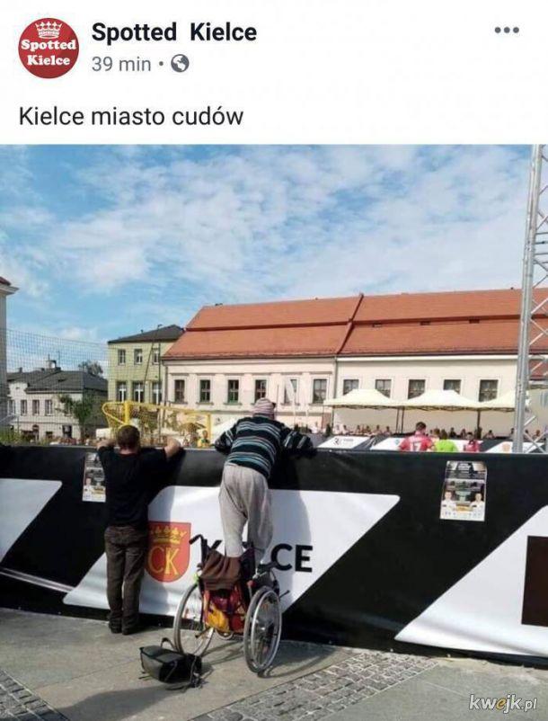 Cud w Kielcach