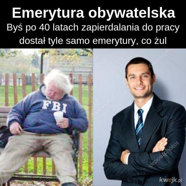 Emerytura obywatelska