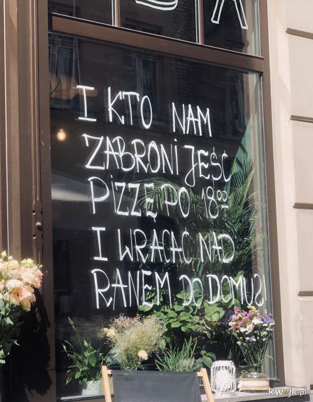 Tymczasem w Katowicach..