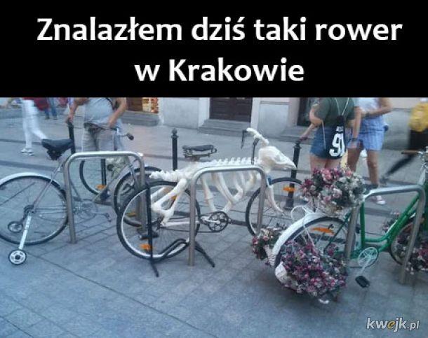 Fajny rower