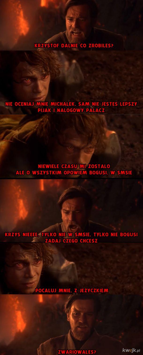 Krzyś i Michałek