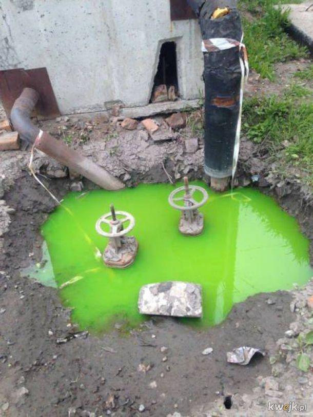 ujęcie wody w Czarnobylu