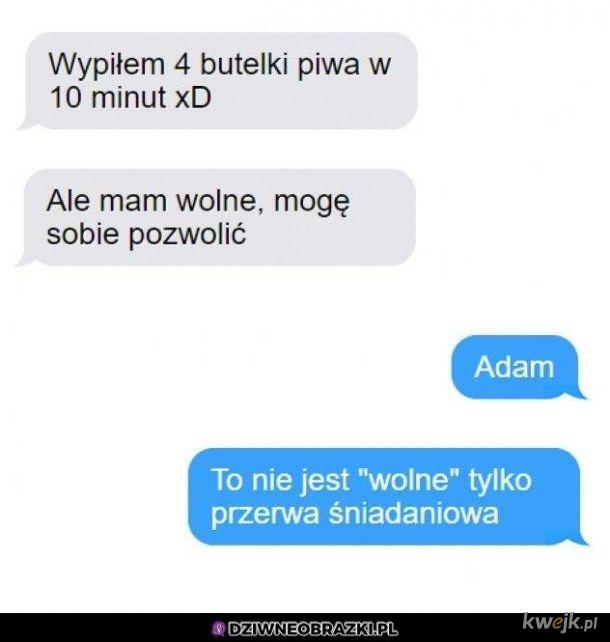 Cały Adam