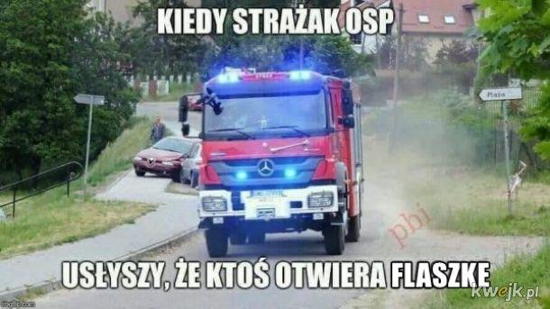 Każdy strażak