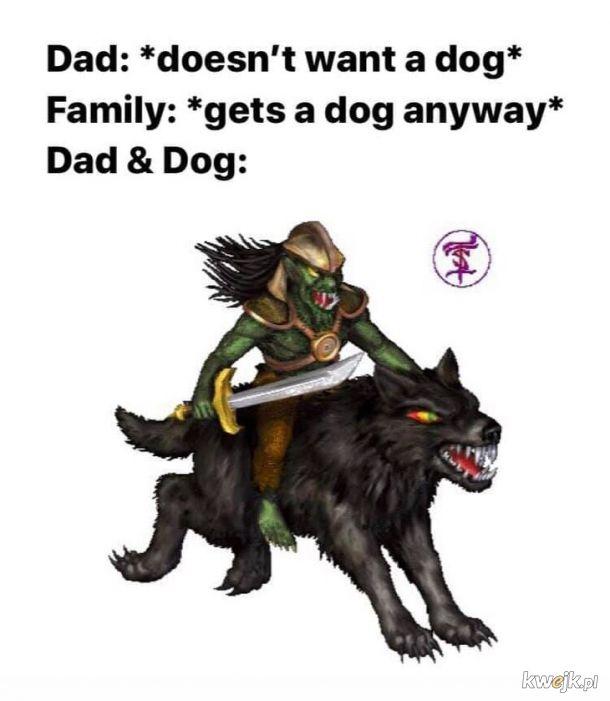 Tata i pies