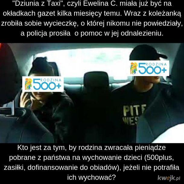 Dziunia z Taxi