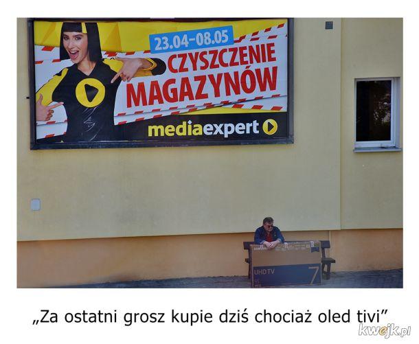 #cugowski #tezczysci  #magazynfuflera #mediaexpert