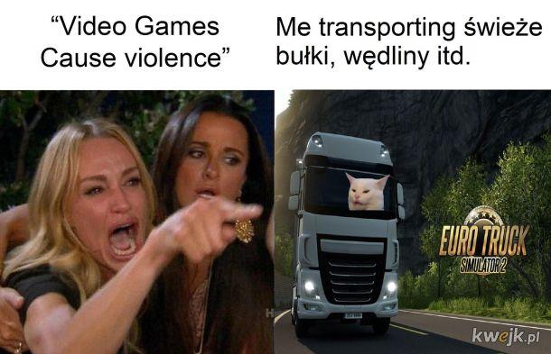 Przemoc w grach