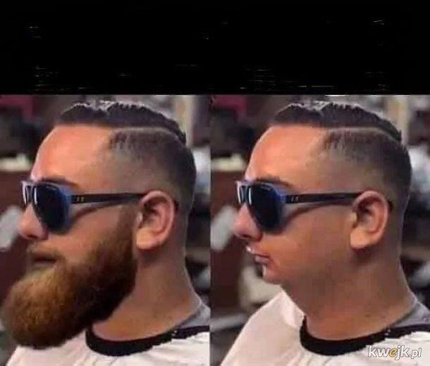 Dlaczego mężczyźni zapuszczają brody?