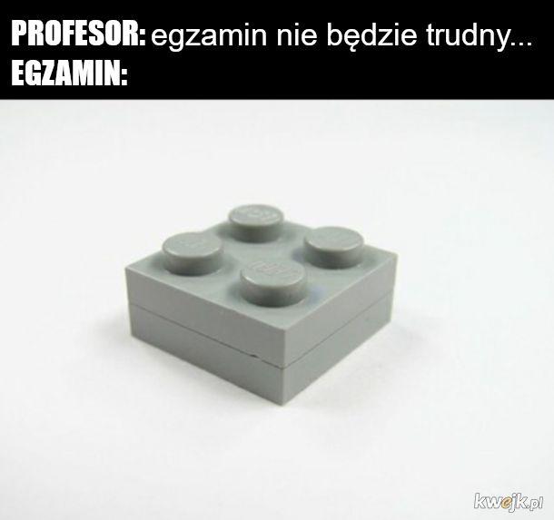 Profesor kłamie