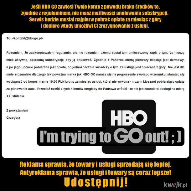 HBO GO OUT
