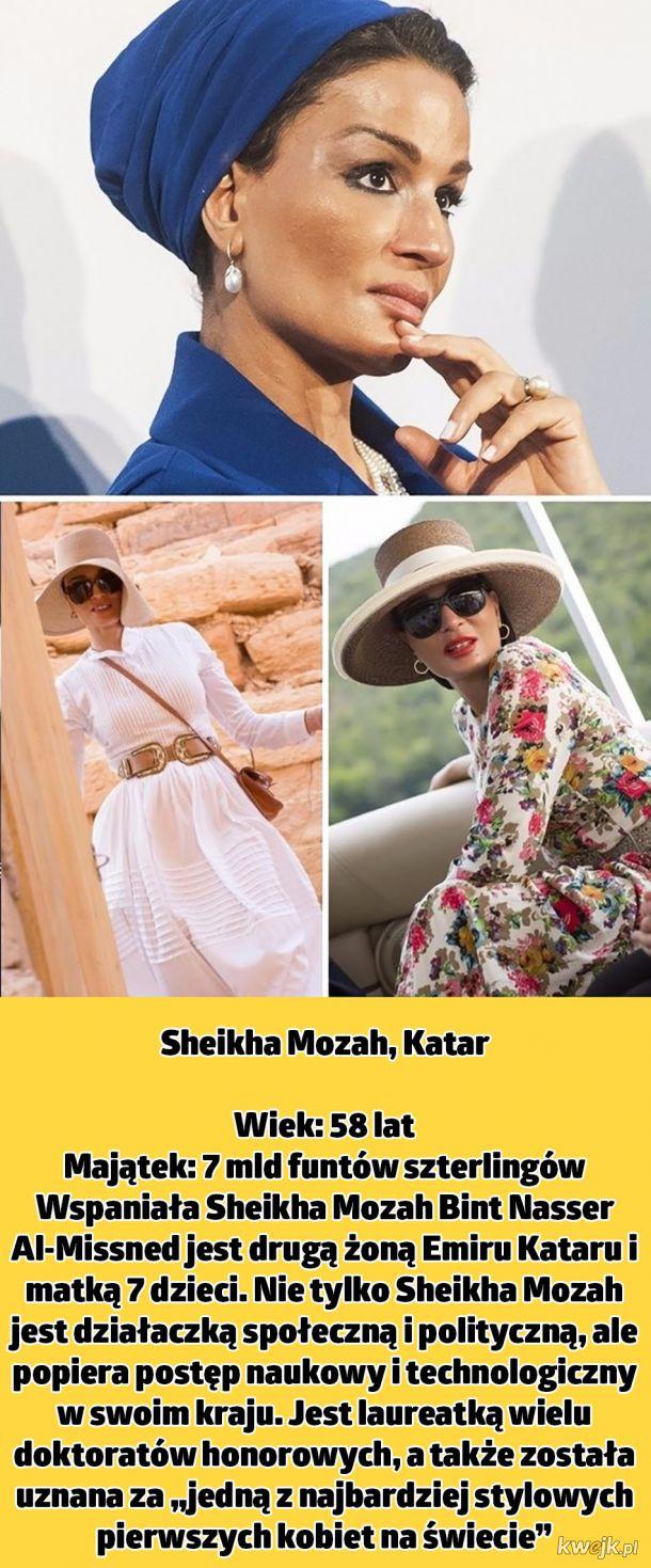 12 najbogatszych kobiet na świecie – jak wyglądają i czym się zajmują