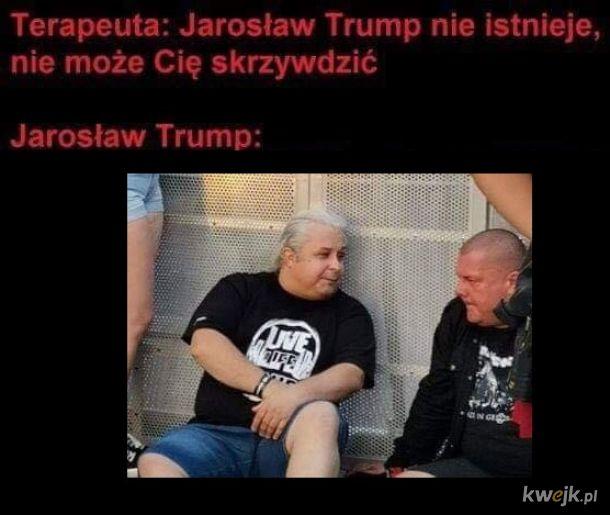 Jarosław Trump