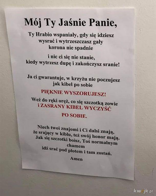 Przekaz toaletowy