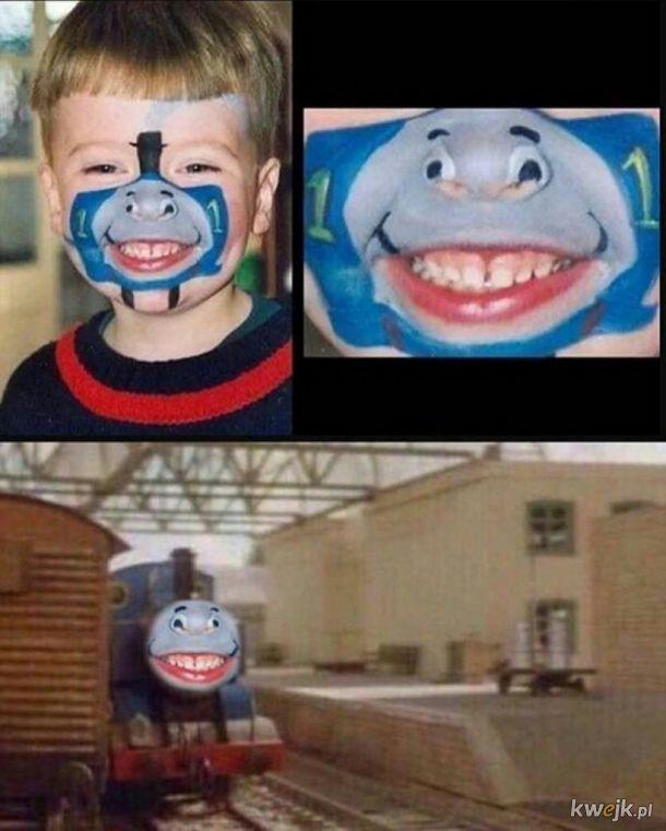 Tomek i koszmary w nocy