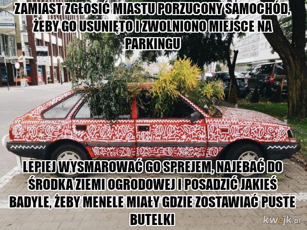 Takie rzeczy tylko w Poznaniu