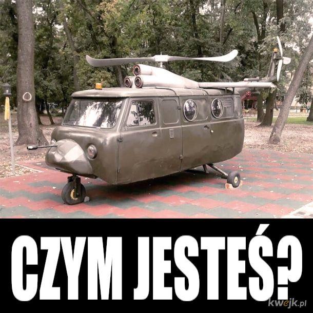 Busokopter, cud techniki
