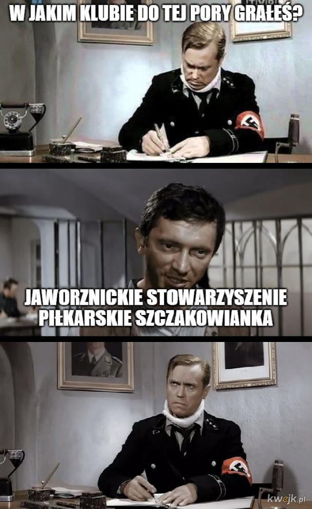 Rozmowa transferowa polskiego piłkarza z prezesem niemieckiego klubu