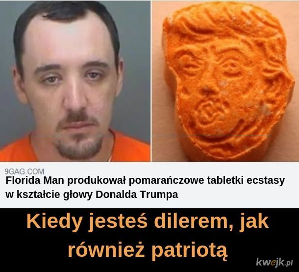 Florida Man w natarciu