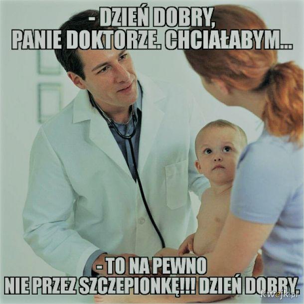 Lekarze wiedzą najlepiej
