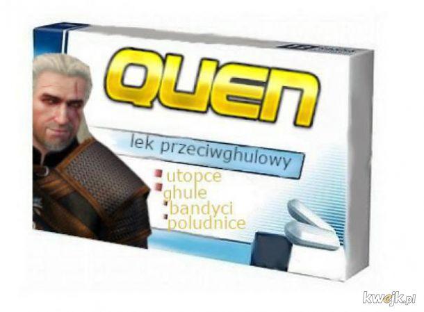 Geralt poleca