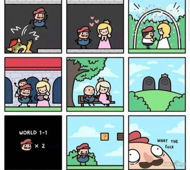 Wtf Mario