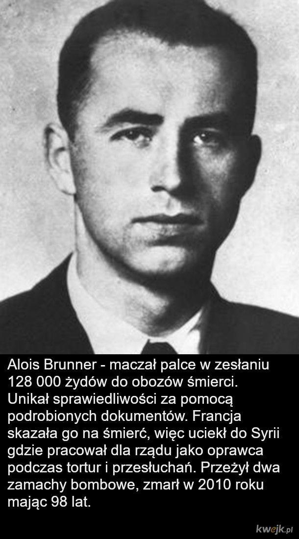 Nazistowscy zbrodniarze, którzy  uniknęli kary