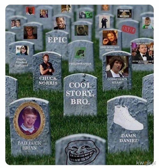 RIP nigdy nie zapomnimy!