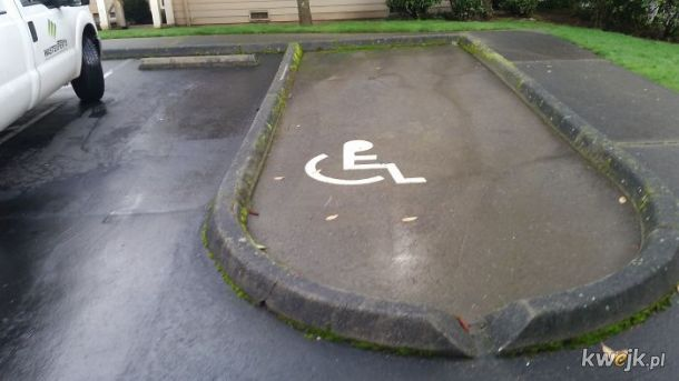 Niepełnosprawne faile