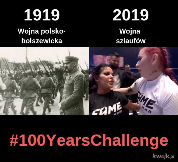To tylko 100 lat!