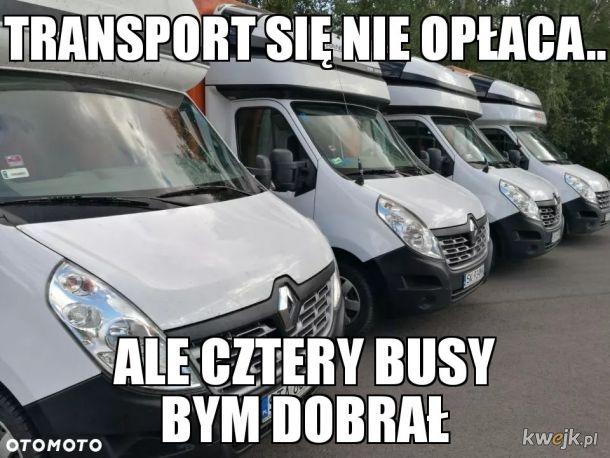 Janusz transportu